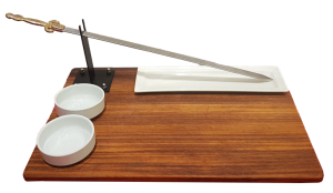 MA-19 Kebab Serving Stand